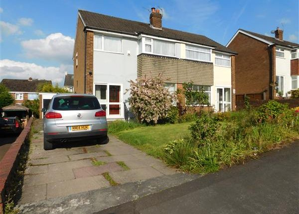 3 bed semi-detached house for sale in Eskdale, Gatley, Cheshire