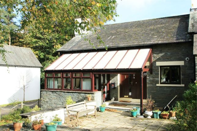 Thumbnail Terraced bungalow for sale in 1 Chestnut Park, Keswick, Cumbria