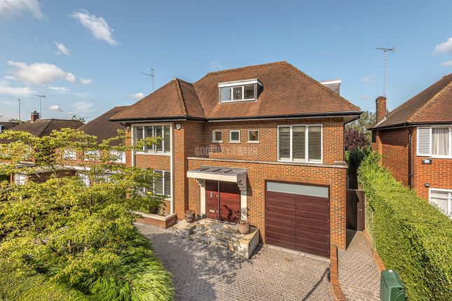 Thumbnail Detached house to rent in Church Mount, London