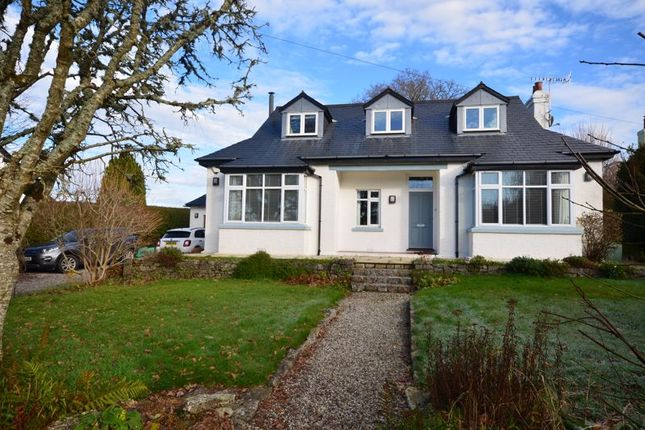 Thumbnail Detached house for sale in St Levan, Broomhill, Chagford