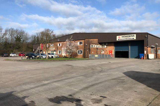 Thumbnail Industrial to let in Tamar View Industrial Estate, Saltash