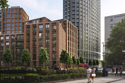 Thumbnail Flat for sale in Edgware Road, Paddington
