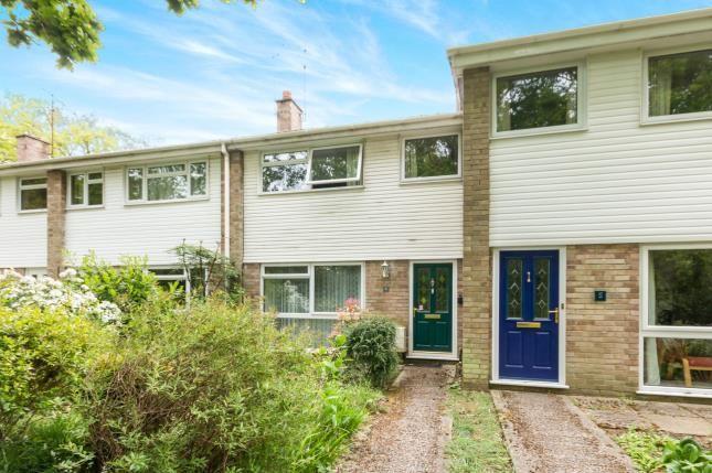 Thumbnail Terraced house for sale in Baughurst, Tadley, Hampshire