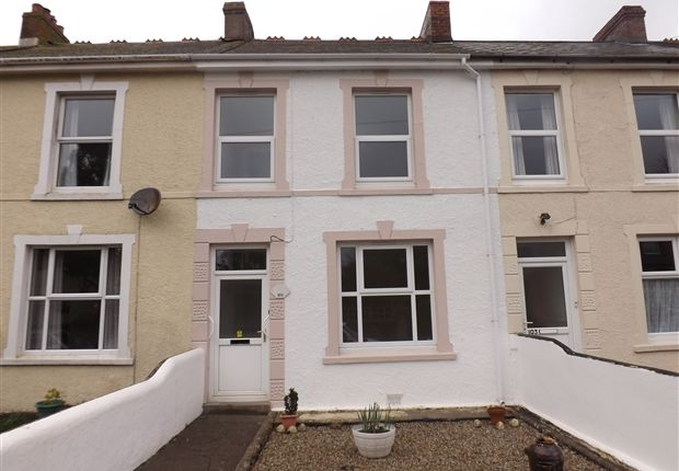 Thumbnail Terraced house to rent in Enys Road, Camborne