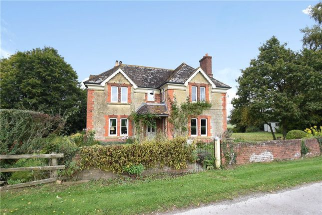 Thumbnail Detached house for sale in Fontmell Parva, Blandford Forum