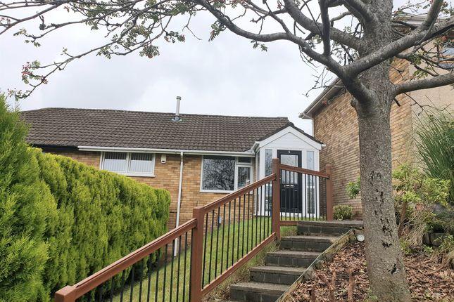 Thumbnail Semi-detached bungalow for sale in Osprey Drive, Cimla, Neath