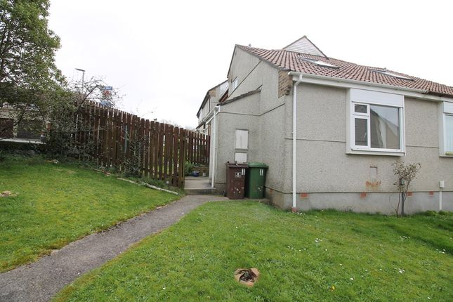 Thumbnail End terrace house for sale in Kidwelly Close, Plympton, Plymouth