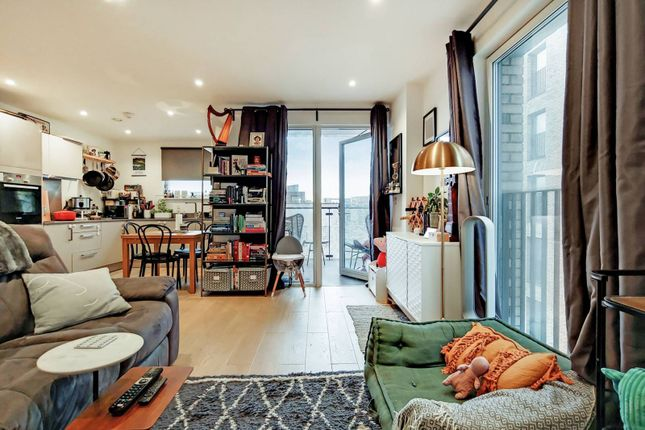 1 bed flat for sale in Liberty Bridge Road, Stratford, London E15