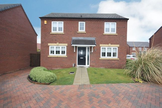 3 bed detached house for sale in Danby Close, Guisborough TS14