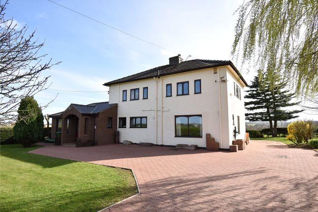 Thumbnail Detached house for sale in Cornerstones, 8 East Park, Crofton, Thursby, Carlisle