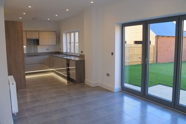Thumbnail Property to rent in The Hunsden, Heyford Park, Bicester