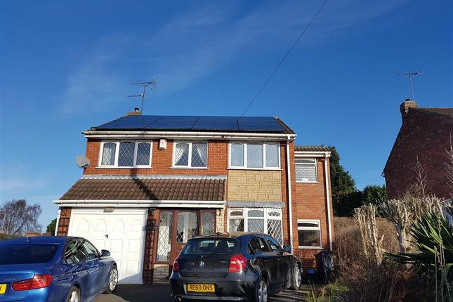 Thumbnail Detached house to rent in Water Road, Gornal Wood, Dudley