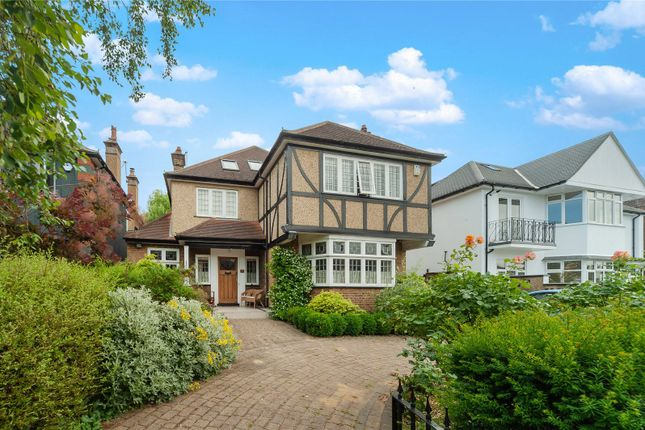 Thumbnail Detached house to rent in Chatsworth Road, Mapesbury, London