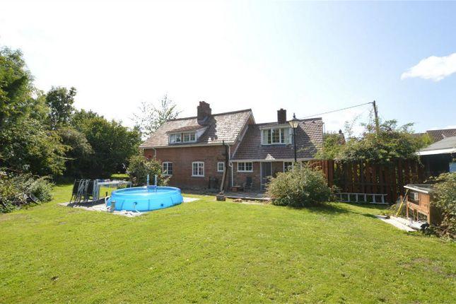 Thumbnail Cottage for sale in Hawkes Lane, Bracon Ash, Norwich, Norfolk