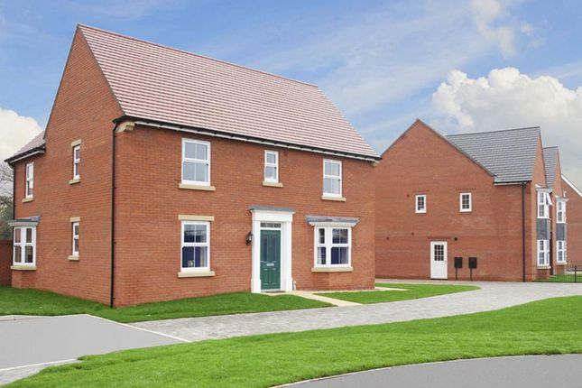 "Thumbnail Detached house for sale in ""Tunstall"" at South Road, Durham"