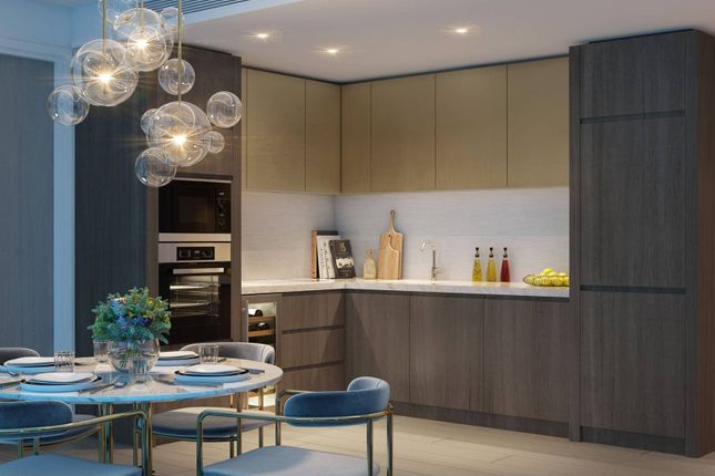 2 bed flat for sale in One Thames City, Nine Elms, London SW8
