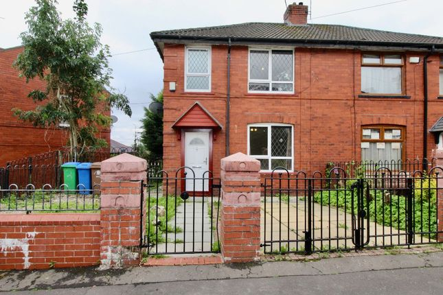 Thumbnail Semi-detached house to rent in Wycherley Road, Rochdale