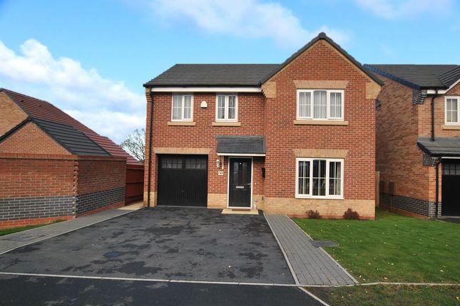 Thumbnail Detached house for sale in Dove Close, Sutton Grange, Shrewsbury