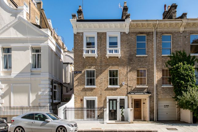 Thumbnail Detached house for sale in Gore Street And 27 Elvaston Mews, South Kensington, London