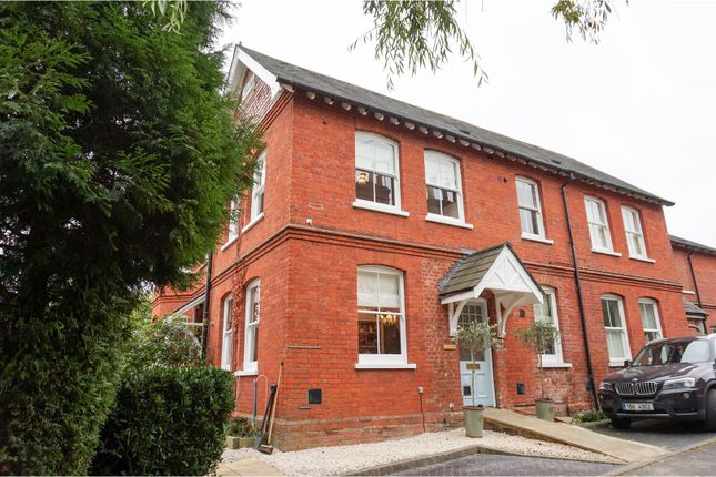 Thumbnail End terrace house for sale in Ashwood Mews, St. Albans