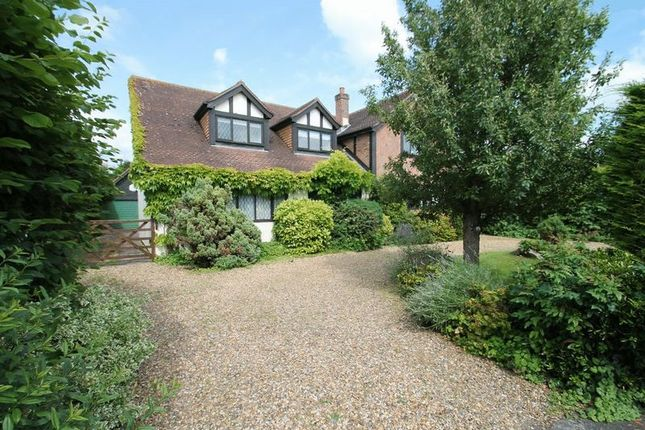 Thumbnail Detached house for sale in The Green, Edlesborough, Bucks