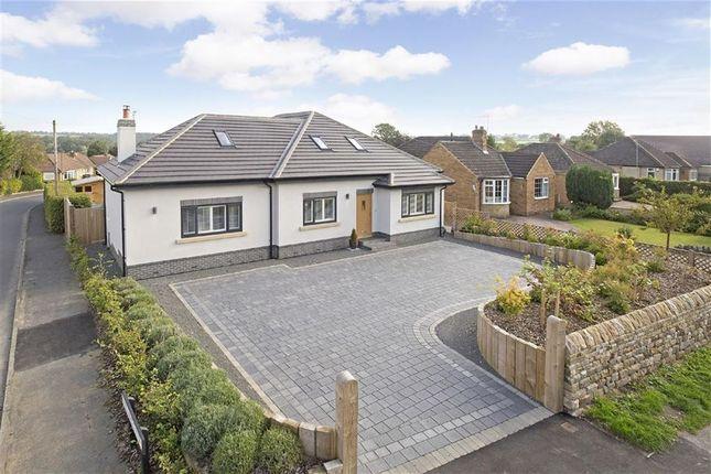 Thumbnail Detached bungalow for sale in Hollins Lane, Hampsthwaite, Harrogate, North Yorkshire