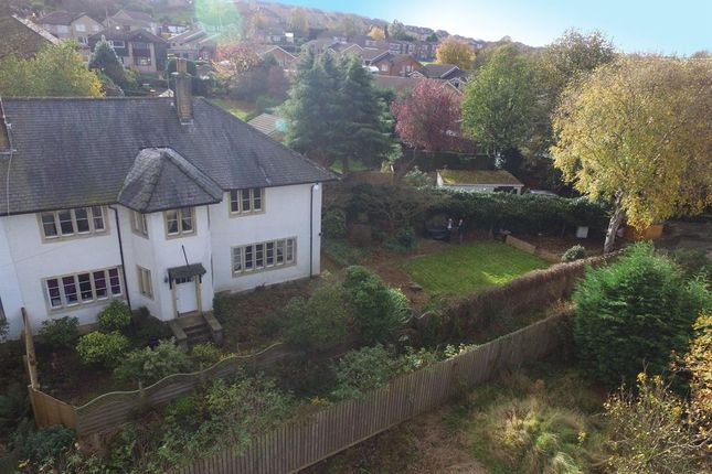 Thumbnail Semi-detached house for sale in Spring Avenue, Keighley