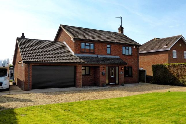 Thumbnail Property for sale in St Pauls Road North, Walton Highway, Norfolk