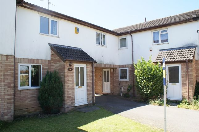 Thumbnail Terraced house for sale in Bulrush Close, St. Mellons, Cardiff