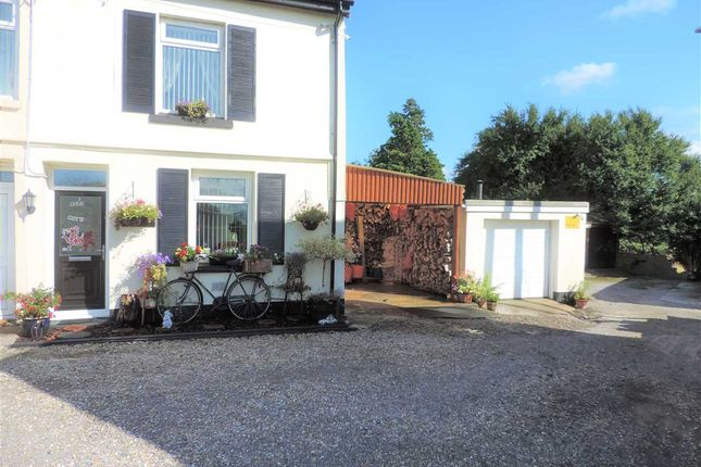Thumbnail Semi-detached house for sale in Blackmill, Bridgend