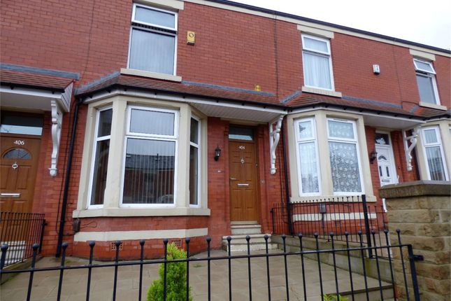 Thumbnail Terraced house for sale in Audley Range, Blackburn, Lancashire