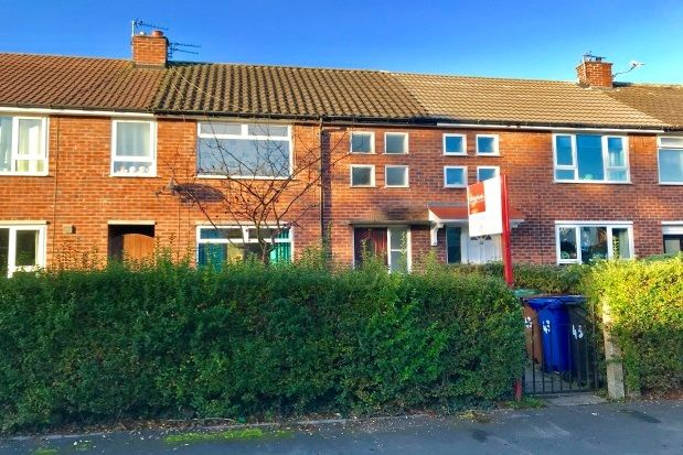 Thumbnail Property to rent in Colwyn Road, Cheadle Hulme, Cheadle