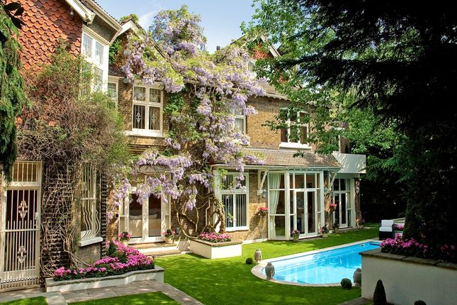 Detached house to rent in Frognal, London