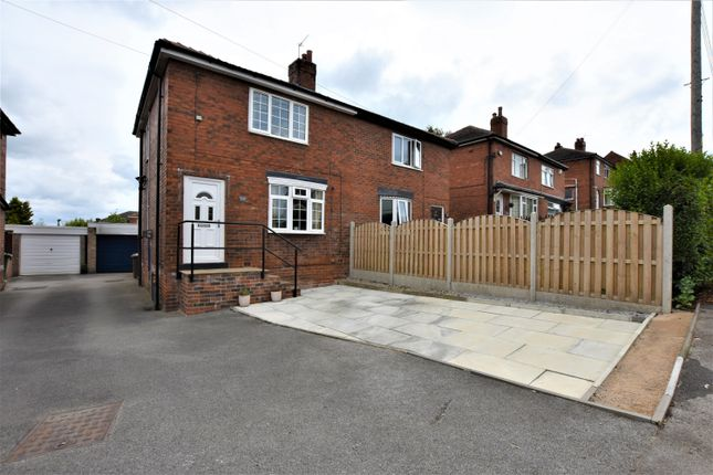 Thumbnail Semi-detached house for sale in Hollin Lane, Crigglestone, Wakefield
