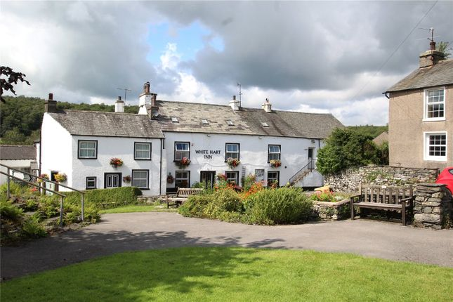 Thumbnail End terrace house for sale in White Hart Inn, Bouth, Ulverston, Cumbria