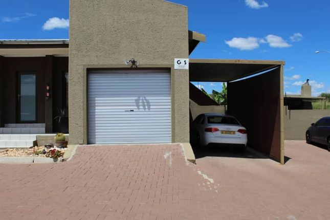 Thumbnail Town house for sale in Pioniers Park Ext 1, Windhoek, Namibia
