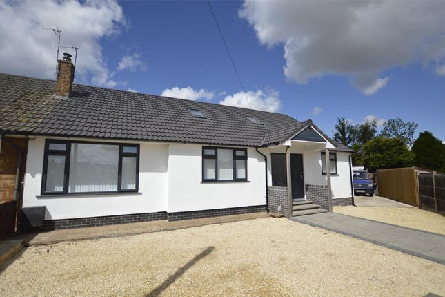 Thumbnail Semi-detached bungalow for sale in Marsh Close, Winterbourne, Bristol
