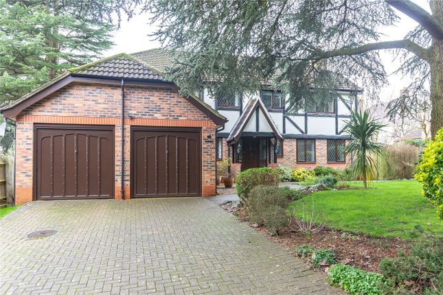 Detached house for sale in Chapel Gardens, Bristol