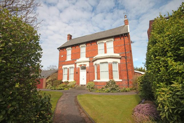 Thumbnail Detached house for sale in Regent Road, Birkdale, Southport