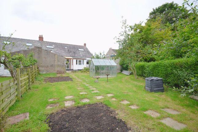 Rear Garden of Ennerdale Road, Cleator Moor CA25