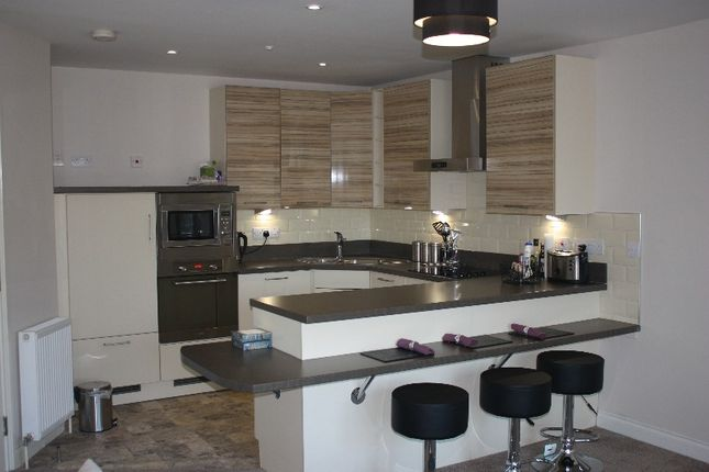 Thumbnail Flat to rent in Oldmill Road, Ferryhill, Aberdeen