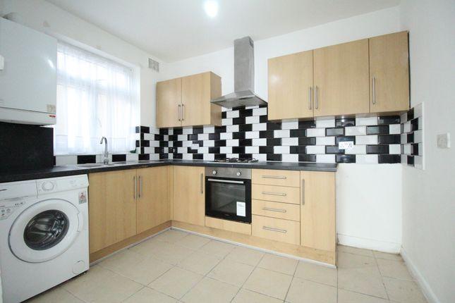 Thumbnail Flat to rent in Elgin Road, Seven Kings, Essex