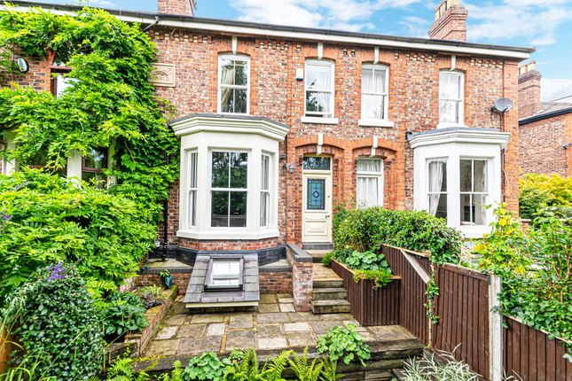 Thumbnail Terraced house for sale in Stafford Road, Stockton Heath, Warrington, Cheshire