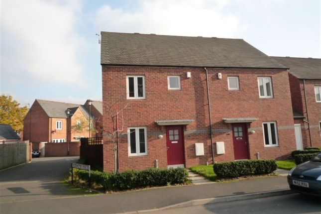 Thumbnail Semi-detached house to rent in Vaughan Road, Altrincham, 5Uy.