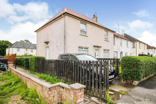 Thumbnail Flat for sale in Canberra Avenue, Clydebank