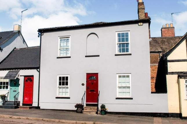 5 bed link-detached house for sale in North Street, Stilton, Peterborough, Cambridgeshire PE7