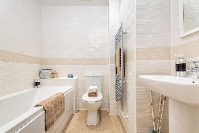 "Bathroom of ""Richmond"" at Blackpool Road, Kirkham, Preston PR4"