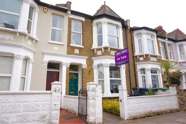 Thumbnail Terraced house for sale in Bridgman Road, Chiswick