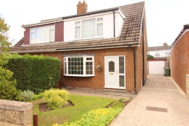 Thumbnail Semi-detached house for sale in Beech Lees, Farsley, Leeds