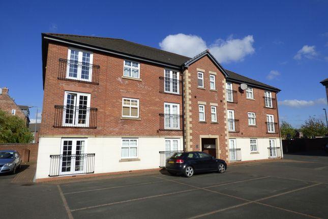 Thumbnail Flat to rent in Cavan Drive, St Helens